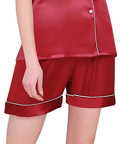 Dolamen Women's Nighties Couples Pyjamas Set Short 60e3967c1
