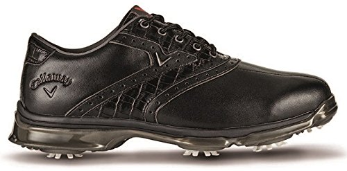 Callaway X Nitro Pt, Men's Golf Shoes, Men, 38M55702314017, Black (Black), 48 EU