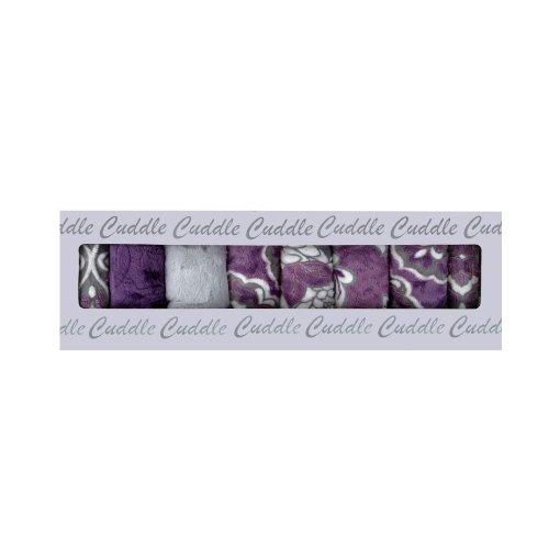 Shannon Shannon Fabrics Crazy 8 Speciality Violeta Kit by Shannon Fabrics