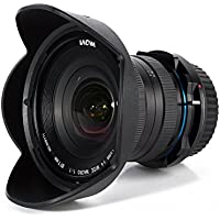 Wide Angle Macro Lens for camera 15mm F4.0 1:1 with Shift axis Laowa Camera wide macro lens for Sony FE Mount