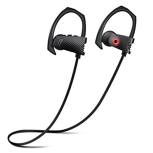 Bluetooth Headphones, Bestfy Wireless Earphones IPX7 Waterproof Sports Earbuds with Built-in Mic...