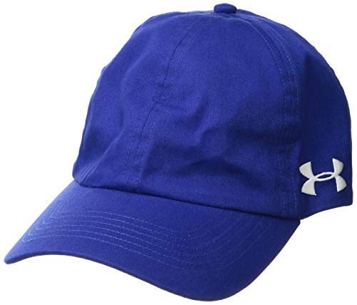 - Under Armour Womens Team Armour Cap, Royal (400)/White, One Size