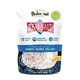 Real Salt Coarse Ground Sea Salt by Redmond Trading Company - 16 oz