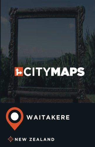 Read Online City Maps Waitakere New Zealand ebook