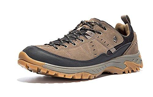 Senxi Outdoor Sports climbing Leisure Shoes 4 Color optional Brown