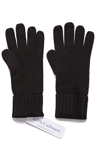 Fishers Finery Womens Cashmere Gloves