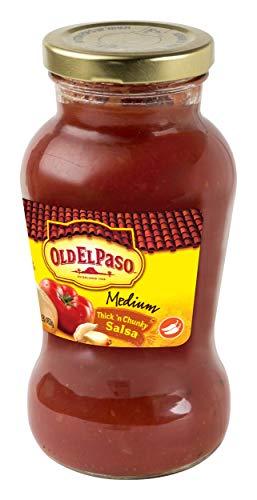 Old El Paso Thick 'n Chunky Medium Salsa 16 oz Jar