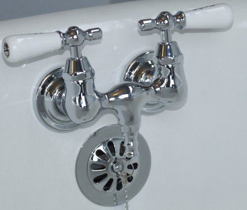 Allison Collect Clawfoot Tub Filler Kit ()