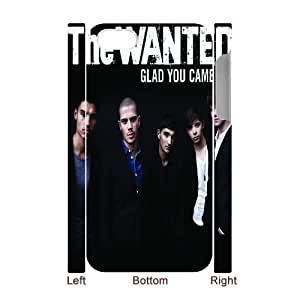 the wanted iPhone 4,4S 3D Case, the wanted DIY 3D Case Cover, iPhone 4,4S Custom Case
