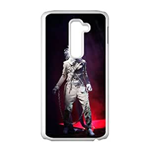 LG G2 Phone Case White Christmas Carol MG678295
