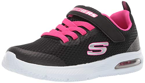Skechers 10921l, Zapatillas Para Niñas, (neon Pinkmulticolour), 33 Eu