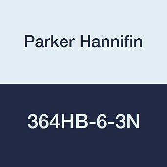 Pack of 10 White Nylon 3//16 Hose Barb x 3//16 Hose Barb Parker Hannifin 364HB-3N-pk10 Par-Barb Union Tee Fitting