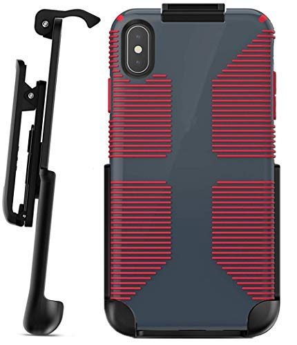 Encased Belt Clip Holster for Speck CandyShell Grip Case - Apple iPhone Xs MAX (case not Included)