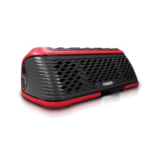 (Fusion Entertainment WS-SA150W StereoActive Watersports AM/FM/WX/Bluetooth/USB Portable Stereo, White)