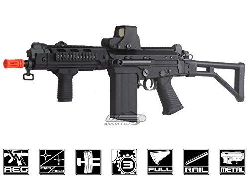 lancer tactical full metal tactical fal ris aeg airsoft gun(Airsoft Gun) For Sale