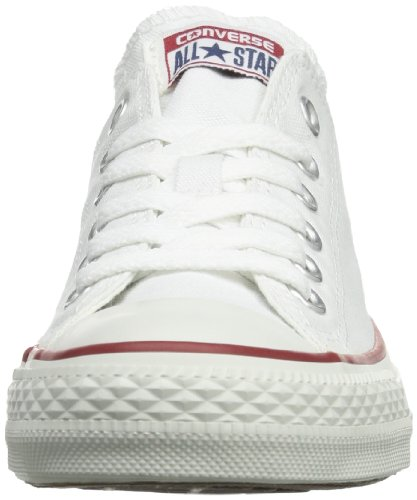 Converse Chuck Taylor All Star Seasonal - Zapatillas Unisex adulto Blanco (Bianco (White Canvas))