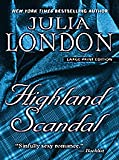 Highland Scandal (Thorndike Core)