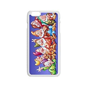 Disney anime Happy father christmas Cell Phone Case for Iphone 6