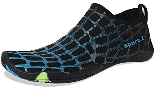Heeta Quick f for Men Sports thick Shoes Swim Barefoot Women Dry Blue Water Z Aqua Socks Shoes Beach Swim qAwrq