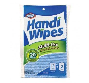 Price comparison product image Clorox CLO 13387 Handi Wipes 11 x 21 Multi-Purpose Towel