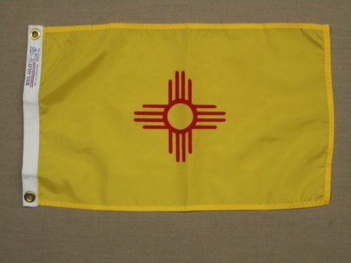 State Flag New Mexico 12X18 -
