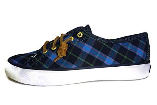 Sperry Spery Top-Sider Seacost Boyfriend Ultramarine Fashion Sneakers 7 M US