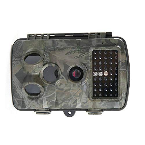 5 Mp Scouting Camera - Arichtop 12MP 1080P Time Lapse Wide Angle Hunting Camera Infrared IR Night Vision LCD Scouting Camera Support SD Card