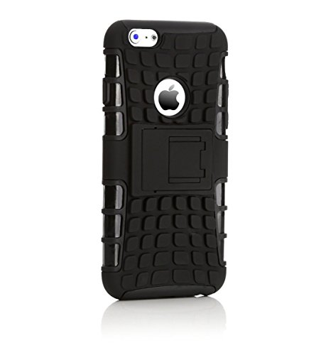 Arktis iPhone SE Outdoor Case - schwarz-weiß