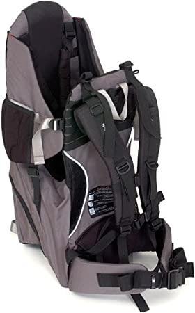 6cb883b154c Phil   Teds Metro Backpack Carrier in Charcoal  Amazon.co.uk  Baby