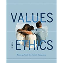 Values and Ethics - Through a Jewish Lens: Black & White Version