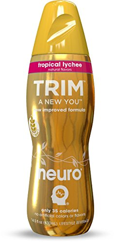 Neuro Trim Tropical Lychee, 14.5 Fl Ounces (Pack of (Intake Trim)