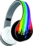 Crayola Wired Headset for iPhone/Galaxy/Android/Nexus/Motorola/Nokia/LG - Retail Packaging - Drips