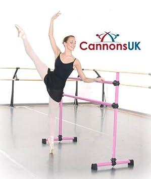 Cannons UK Ballett-/Stretchstange, freistehend und tragbar