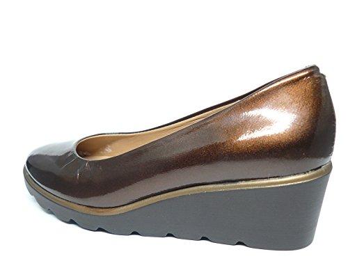Donna Calmoda Marrone Calmoda eleganti Donna Calmoda Scarpe Scarpe eleganti Donna Scarpe Marrone 6H7qOn5