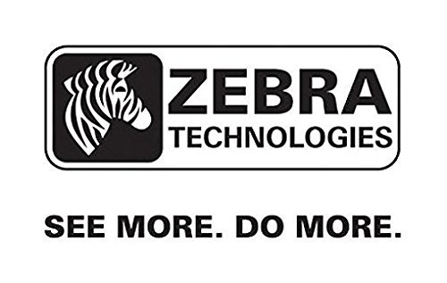 ZEBRA 10012718-5 ZBAND SPLASH PINK 1X10 4/CS 350/ROLL (FOR DESKTOP) by Zebra Technologies