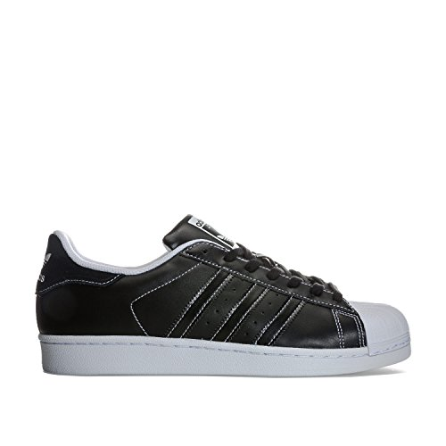 Adidas Originals Superstar Sneakers Heren Zwart Us15 Zwart