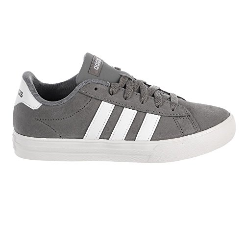adidas Kids' Daily 2.0, Grey Three/White/White, 3 M US Little Kid