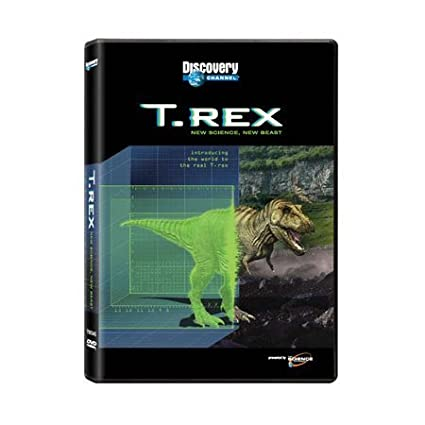 Amazon.com: Discovery Channel T-Rex : New Science, New Beast: Movies & TV