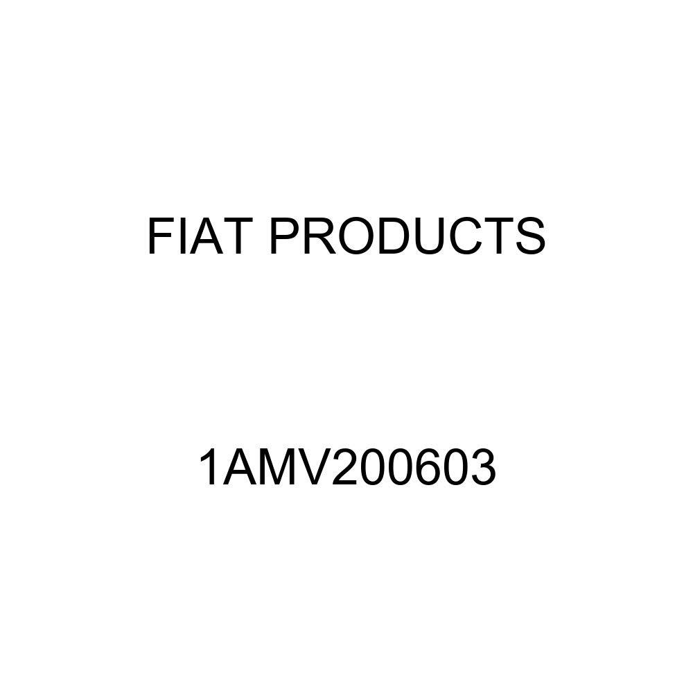 Genuine Fiat 1AMV200603 Disc Brake Friction Pad Kit