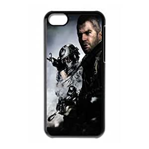 iPhone 5c Cell Phone Case Black Call of Duty CCB Phone Case Custom Protective