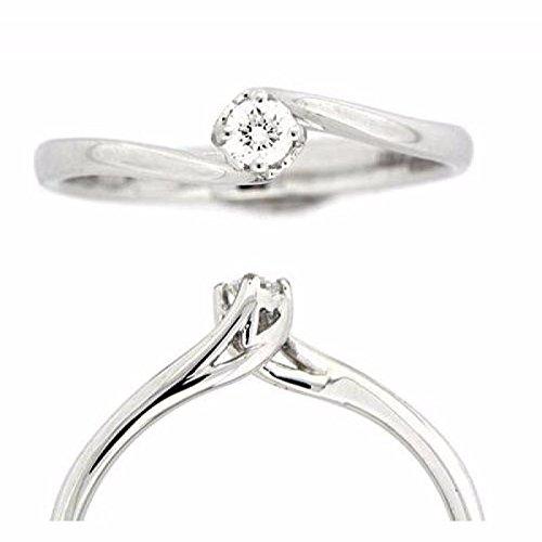 Bague recarlo Anniversary zu982/004or blanc diamant