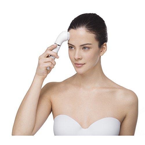 Braun Face 830 Women's Miniature Epilator, Electric Hair Removal, with Facial Cleansing Brush for Women (Beauty Edition) by Braun (Image #11)