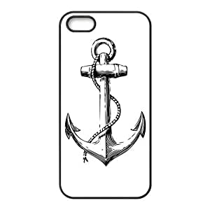 Lucky hope anchor For Ipod Touch 4 Phone Case Cover