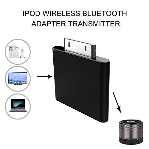 miya ltd bluetooth ipod transmitter turn ipod bluetooth. Black Bedroom Furniture Sets. Home Design Ideas