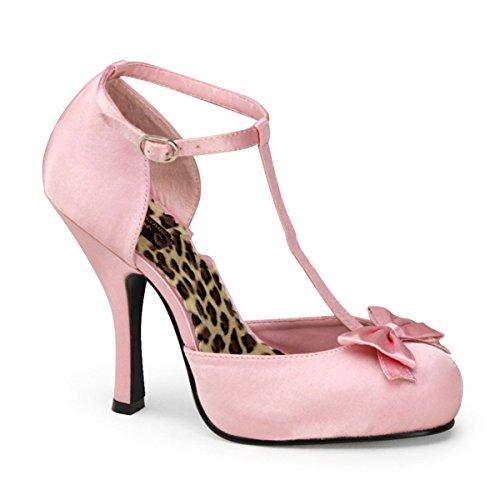 Pinup Couture Cutiepie-12 - Sexy High Heels Retro Mini-Plateau Pumps 35-42