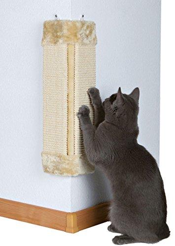 Gato pared Esquina Rayar Scratch Board Alfombra postw Árbol Rascador cuerda de sisal: Amazon.es: Productos para mascotas