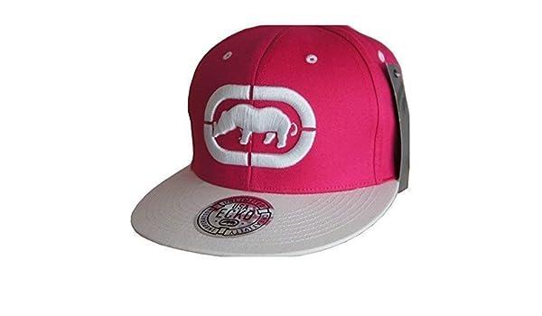 Ecko Gorras de béisbol Ajustadas, Unisex, Estilo Retro Color Rosa ...