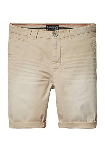 Scotch & Soda Shorts Men CLASSIC SHORTS 136240 Beige 0137
