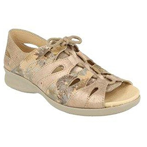 Db Nude Wide Leather Womens Extra Floral Shoes Shoe Hazel rwzqrH