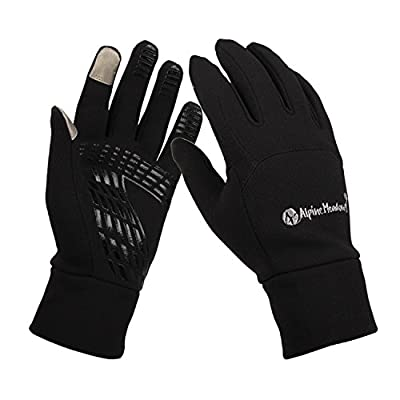 AuTop Windproof Warmer Winter Gloves Outdoor Cycling Gloves Touchscreen Gloves Driving Gloves For Men And Women